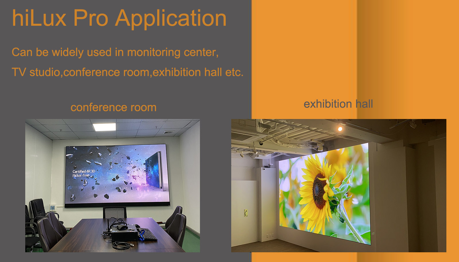 monitoring conference exhibition