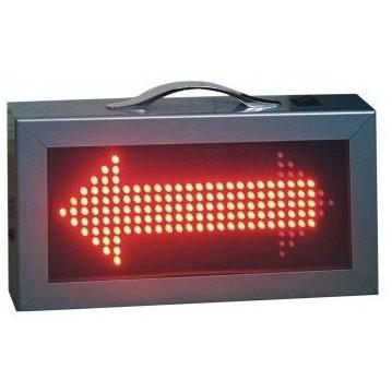 Ourdoor led sign for scrolling text